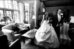 Matt and Lucy wedding / Dave Hurst